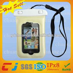 2014 Swimming PVC Mobile Phone WaterProof Bag for iphone