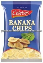 Banana Chips Packaging bags
