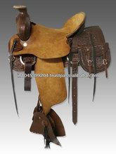 Western saddle,with hard seat