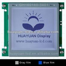 TFT cog lcd, 3.3V 160*160 COG LCD screen module