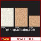 Polystyrene wall tiles