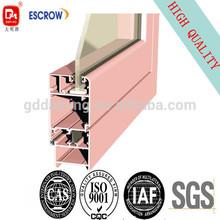 50(f) series aluminum casement door extruded profile