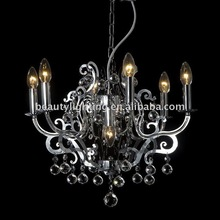 2013 Crystal Artistical Pendant lamp with 7 lights