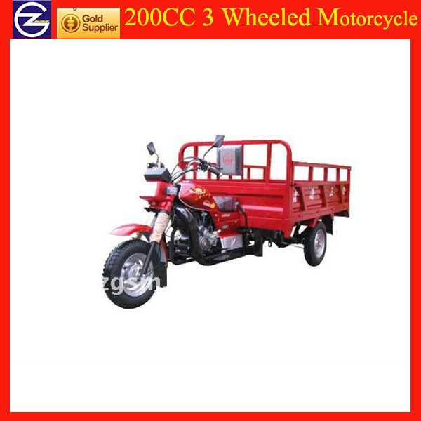 200cc 3 Wheeled Motorcycle