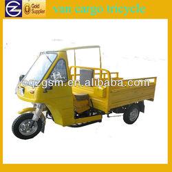 New Design Iron Cabin Van Cargo Tricycle
