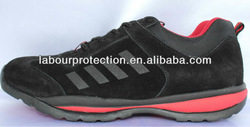 Leather Sports safety shoes DS808
