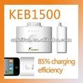 keb1500 móvil cargador de batería externa para tablet pc