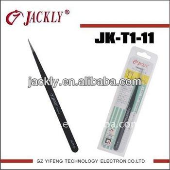 JK-T1-11,high precision tweezers,CE Certification.
