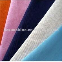 100% cotton twill fabric for uniform