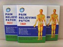 shoulder pain relieving patch