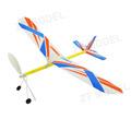 borracha powered modelo de avião e de aviões de brinquedo