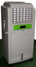 2013 new ABS cover honey-comb cooling pad water evaporative air cooler with remote controller