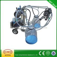 cheap price steady quality vacuum pump portable cow milker