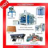 Interlocking brick machine price QT10-15 used concrete block making machine for sale