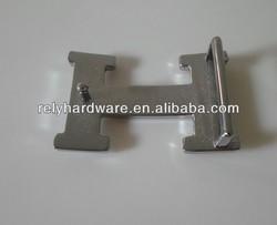 38mm letter custom name belt buckles