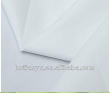 100% cotton poplin bleached for doctor uniform / nursing clothes