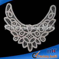 cotton neck Chemical Lace Collar