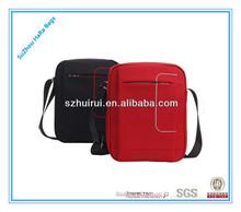 2014 hot sale portable shoulder professinal bag for tablet laptop