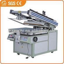 Semi- automatico hamada de impresión de la máquina
