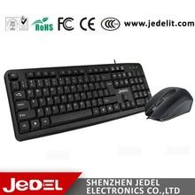 2015 latest hot selling best wired arabic keyboard