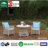 Garden use PE wicker rattan outdoor furniture