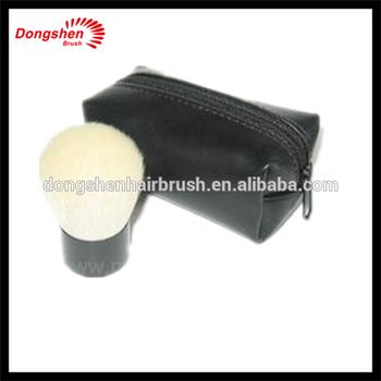 Natural hair Makeup kabuki brush,Kabuki brush set,Up makeup with kabuki bag