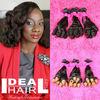 nigeria popular 1b and ombre 1b/6# funmi hair aunty curl spirtal curl tip curl bouncy curls wholesale brazilian virgin hair