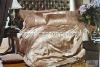christmas shopping:4Pcs Luxury and Soft Silk Bedding Set