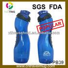 hotsale 750ml custom plastic sport water bottle