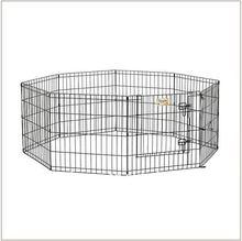 Eight Panel Wire Pet Practice Pens