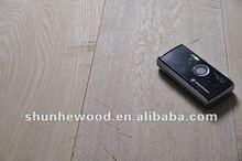 Russian Oak White Natural Oiled Engineered Wood Flooring