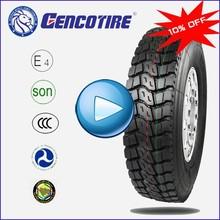 10.00R20 export All steel radial rubber /llanta/pneu truck tire