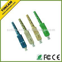 LC/APC SM Simplex 3.0mm 9/125um Fibre Optic Patch Cord
