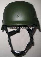 Green Kevlar BulletProof Helmet/Police Anti Ballistic Helmet/Kevlar Military bullet proof helmet at NIJ IIIA