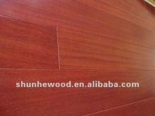 Cumaru Flat UV lacquered Engineered Wood Flooring