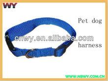 led nylon dog collar and leash
