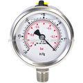 2014 caliente de la venta de vacío de medidores de presión