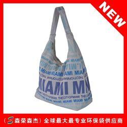 Color Cotton Shopping Bag