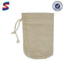 Calico Bag With Drawstring Small Mesh Bag With Drawstring