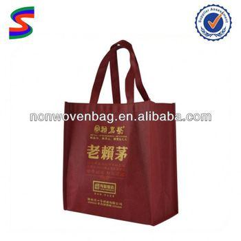 Wine Bottle Tote Bag One Bottle Wine Bags