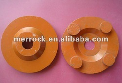 Diamond Metal Bond grinding pads