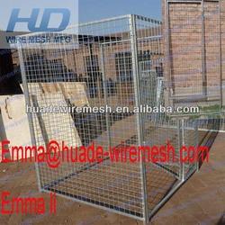 Hot dipped galvanized 1.8x1.2m Dog Kennels / Dog panels/ Dog Fences