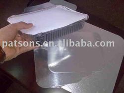 aluminium foil container cover AFCC64