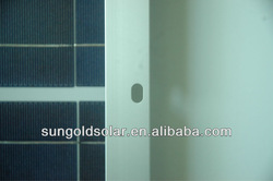 high efficiency cells made import solar panels for household use