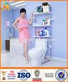 Ingrosso byn 3- tier shampoo portabottiglie scaffalature metalliche rack bagno mensola angolare dq-0053b