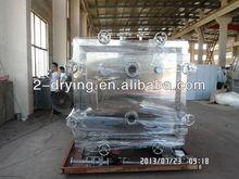 Industrial vacuum dryer