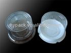 clear plastic cake box