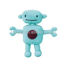custom robot plush toys, stuffed robot kids dolls for promotional gifts