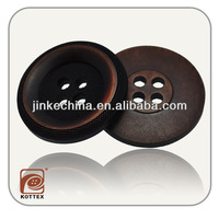 Hot Product Barrel Laser Polyester Resin Button For Coat, Nickle & Lead Free Customized Design Are Available