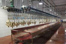 good halal chicken slaughter line/slaughterhouse equipment